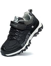 Boys Sneakers Waterproof Kids Tennis Shoes Running Hiking...
