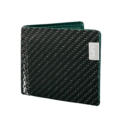 carbon fiber bifold wallet - 5