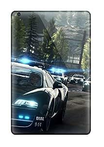 New Cute Funny Need For Speed Rivals Bugatti Cop Car Case Cover/ Ipad Mini/mini 2 Case Cover