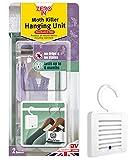 Zeroin Moth Killer Hanging Unit (Pack of 2)