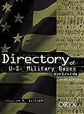 Directory of U.S. Military Bases Worldwide: Third