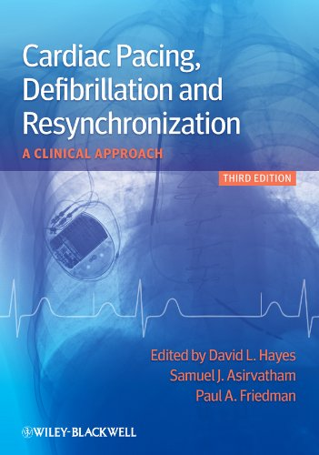 Pdf Medical Books Cardiac Pacing, Defibrillation and Resynchronization: A Clinical Approach