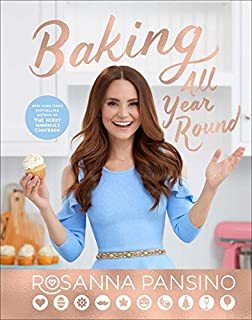 Book Cover: Baking All Year Round: Holidays & Special Occasions