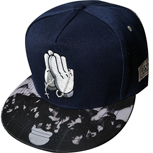 azul béisbol Talla Gorra de para única hombre azul Belsen ApqY6nSU