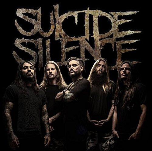 CD : Suicide Silence - Suicide Silence (CD)