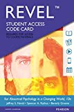 img - for NEW MyLab Psychology with Pearson eText -- Standalone Access Card -- for Abnormal Psychology in a Changing World (10th Edition) book / textbook / text book