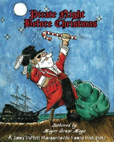 Pirate Night Before Christmas -