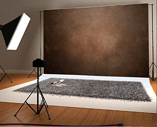 Laeacco 10x6.5ft Vinyl Photography Backdrop Shabby Chic Headboard Solid Blurry Abstract Grunge Decoration Wallpaper Photo Background Children Baby Adults Portraits Backdrop -
