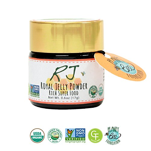 greenbow-royal-jelly-powder-100-organic-gluten-free-non-gmo-royal-jelly-freeze-dried-3-times-concent