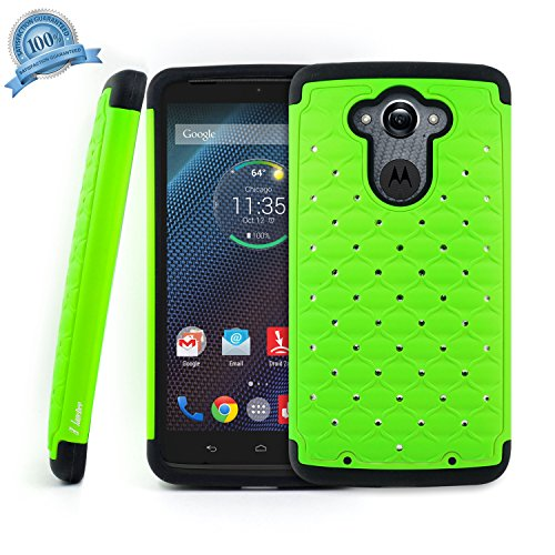 Green Nylon Case - 3