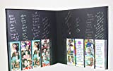 PHOTO BOOTH ALBUM - BLACK LEATHERETTE COVER - BLACK PAGES - COMES WITH GIFT BOX!!! Total 40 scrapbook pages with slide in pockets. CAPACITY 160 PHOTO STRIPS SIZE 2X6. Great photobooth guestbook.
