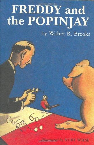 Freddy and the Popinjay (Freddy the Pig) pdf