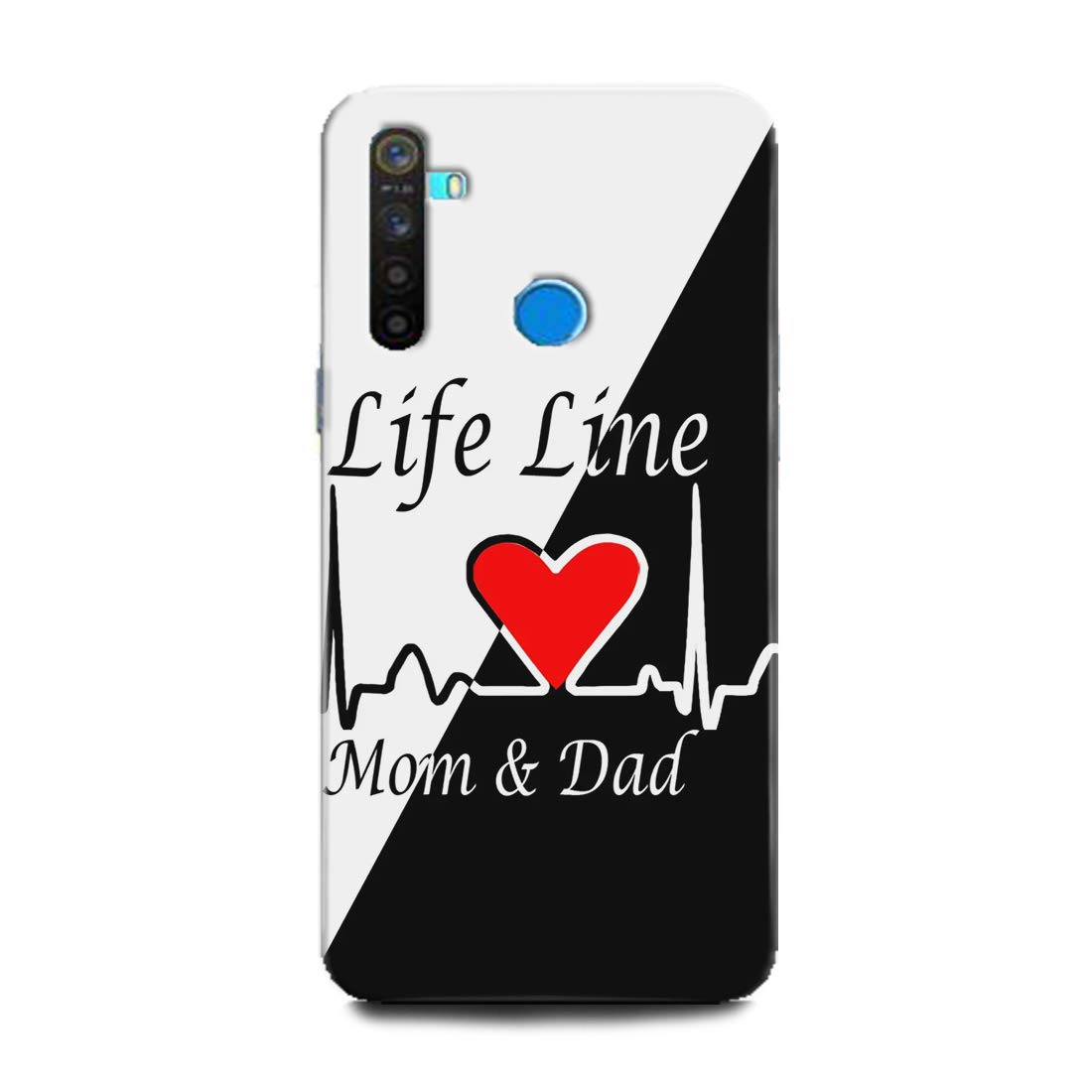 Indicraft Back Cover for Realme 9s Designer Printed: Amazon.in