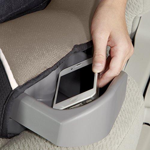 511rqlnc6OL - Graco AFFIX Backless Booster Car Seat, Pierce