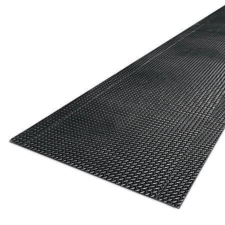Notrax - 979S0035BLRS - Antifatigue Mat, 3 ft. x 5 ft, Black, Vinyl by Notrax