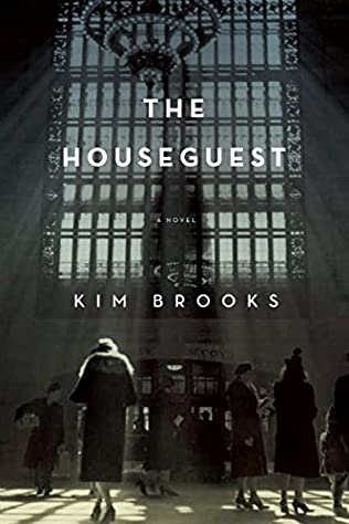 book cover of The Houseguest