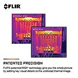 FLIR TG165-X Thermal Camera imaging tool for