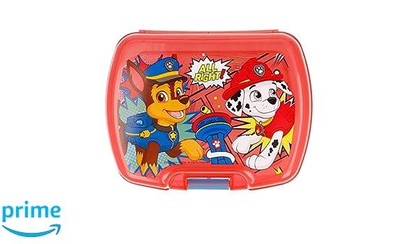 Paw Patrol Sandwichera Premium de La Patrulla Canina Comic ...