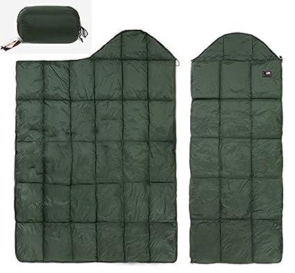 Amazon.com: US Militar frío invierno abajo saco de dormir al ...