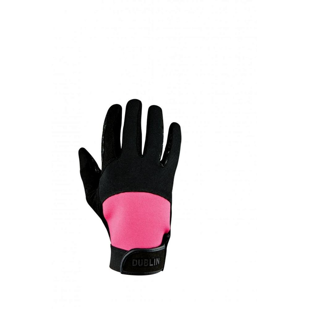 Dublin Cross Country Riding Gloves Ii Adults