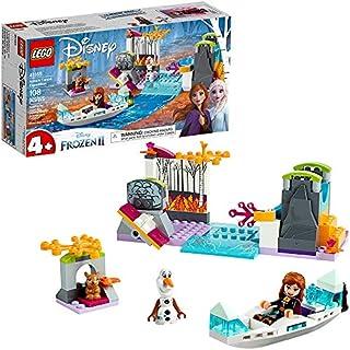 LEGO Disney Frozen II Anna's Canoe Expedition 41165 Frozen Adventure Easy Building Kit (108 Pieces)