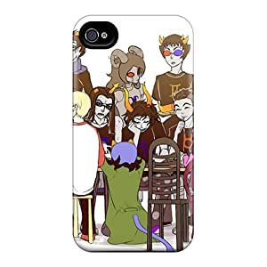 Top Quality Protection Homestuck Case Cover For Iphone 4/4s