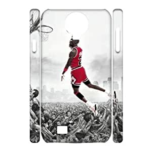 Michael Jordan Brand New 3D Cover Case for SamSung Galaxy S4 I9500,diy case cover ygtg-688765