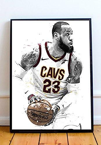Kobe Bryant Signature Art Silk Poster 12x18 24x36