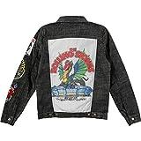 Rolling Stones Men's Dragon Denim Jacket Denim