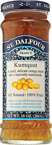 Charles Jacquin-St.Dalfour Marmalade, Kumquat, 10-Ounce (Pack of 6)
