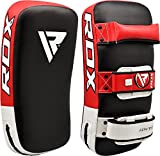 RDX MMA Strike Shield Curved Training Thai Pad Kick Focus Target Boxing Punching (SINGLE ITEM)