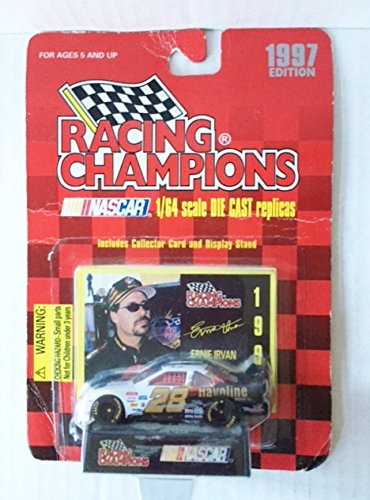 - 1997 Racing Champions # 28 Ernie Irvan 1/64 scale by Nascar