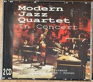 Modern Jazz Quartet In Concert (Live in Ljubljana, Yugoslavia; May 27, 1960) incl. The Little Comedy, Pyramid, Bag's Groove, Vendome... [Doppel-CD]