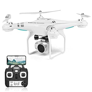 WANGKM HD Antena Drone Gran Quadcopter Transmisión en Tiempo Real ...