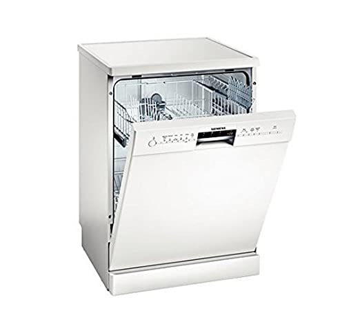 Siemens SN26L200IN Freestanding Dishwasher (12 Place settings, White ...