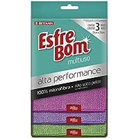 Alta Performance Multiuso EsfreBom Pink/Roxo/Verde