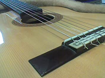 Guitarra modelo Millennium INDIA GERMAN PEREZ BARRANCO.Hecha a mano ...