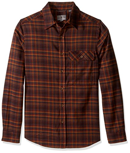 Royal Robbins Peak Performance Plaid Long Sleeve Shirt