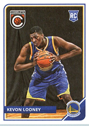 2015-16 Panini Complete Basketball Rookie Card #302 Kevon Looney Rookie Card