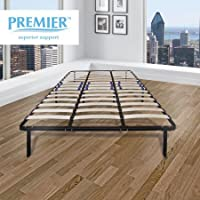 Premier Flex Platform Bed Frame with Adjustable Lumbar Support, Twin Sizes