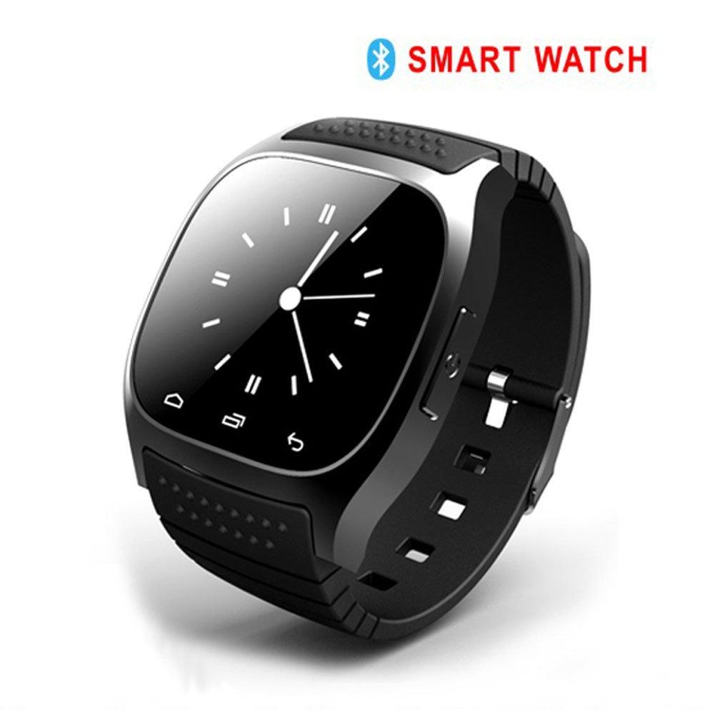 Bluetooth reloj inteligente con micrófono, M26 Inteligente ...
