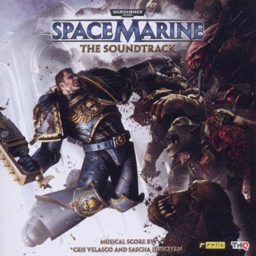Price comparison product image Warhammer 40,000: Space Marine The Soundtrack
