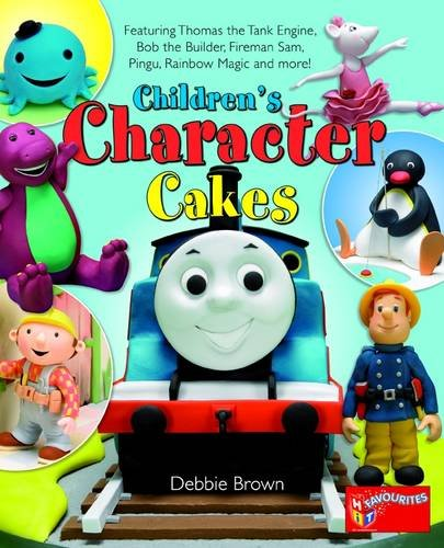 Thomas train cake | debbie brown, character cakes, party cakes.