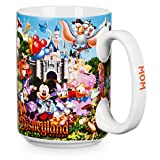 "Disneyland Resort Storybook ""Mom"" Ceramic Coffee Mug - Disney Parks Exclusive & Limited Availability offers"