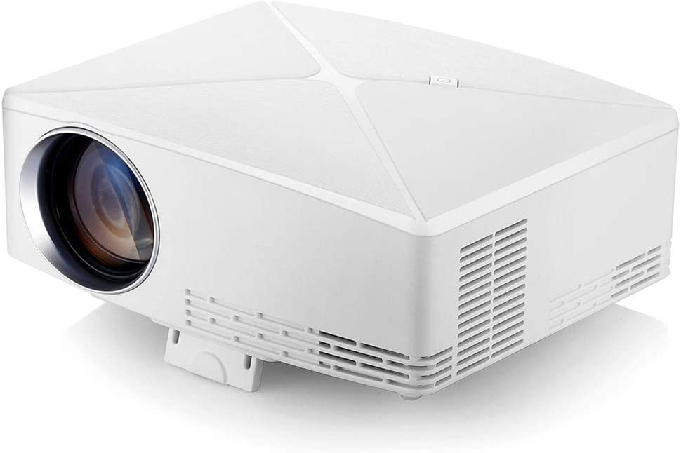 SIWEN VIVIBRIGHT C80 LCD Home proyector de Cine (HDMI VGA 1500 ...