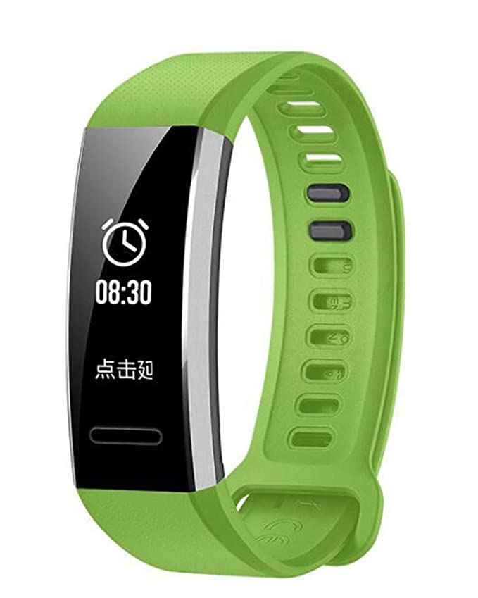 Amazon.com: Hanku🌿🌿Silicone Replacement Band Wrist Strap for Huawei Band 2/Band 2 pro Smart Watch (Black): Cell Phones & Accessories