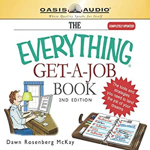 The Everything Get-a-Job Book Audiobook