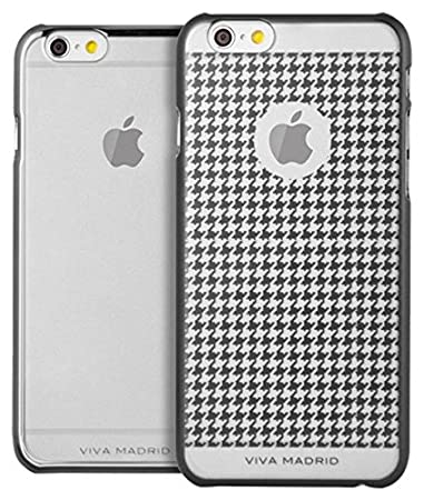 Viva madrid iPhone 6 plus cover Black