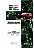 YRX7 Land Rover Freelander 2001-2003 Workshop Manual
