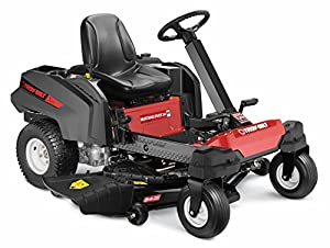 Troy-Bilt 25HP 725cc Twin Cylinder Transmission 54-inch Pivot Zero Turn Mower from Troy-Bilt
